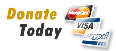 Donate Today via Pay Pal