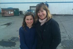 Jenna - Carol Harrold Clothing Drive donors