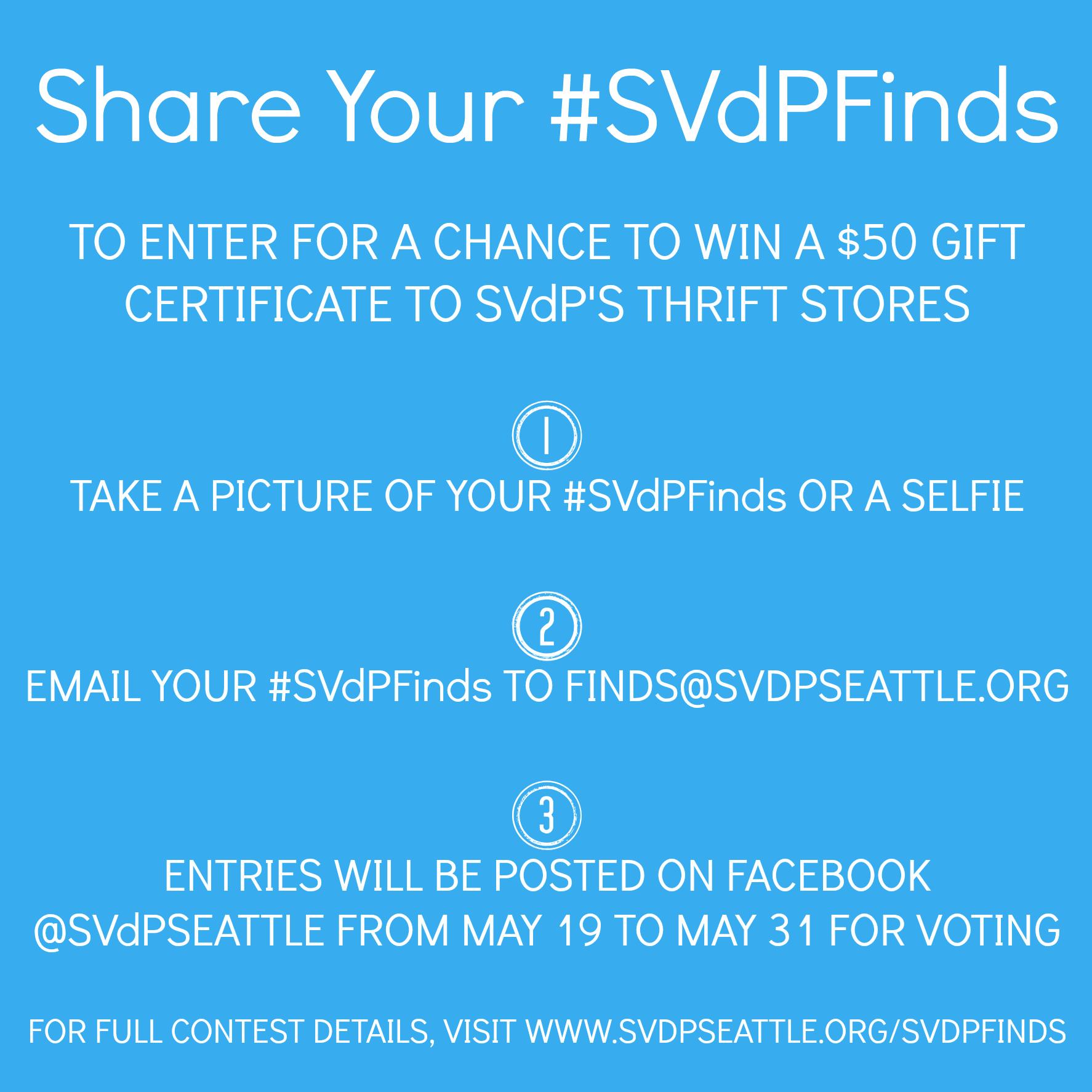svdpfinds contest