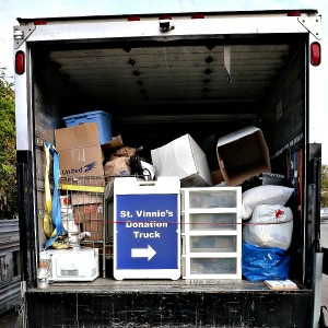 Full Truck from St. Catherine 10-26-15