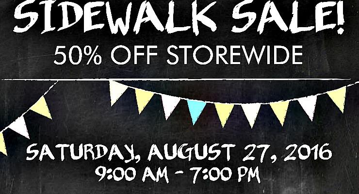 Sidewalk & Book Blowout FINAL 740-400 8-23-16