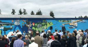 Mural Dedication Crowdx 9-5-16