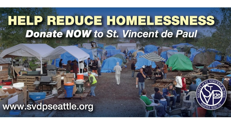 St Vincent De Paul Seattle Nonprofit