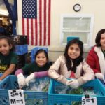 Holy Family Seattle Visits Food Bank