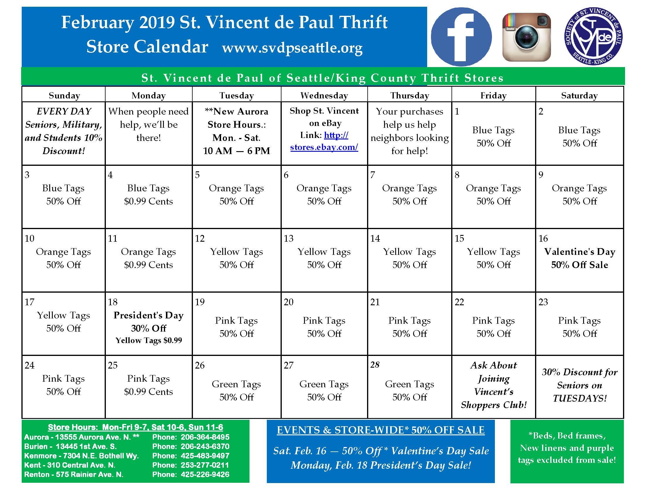 Feb 2019 Calendar Draft 1-30-19 J